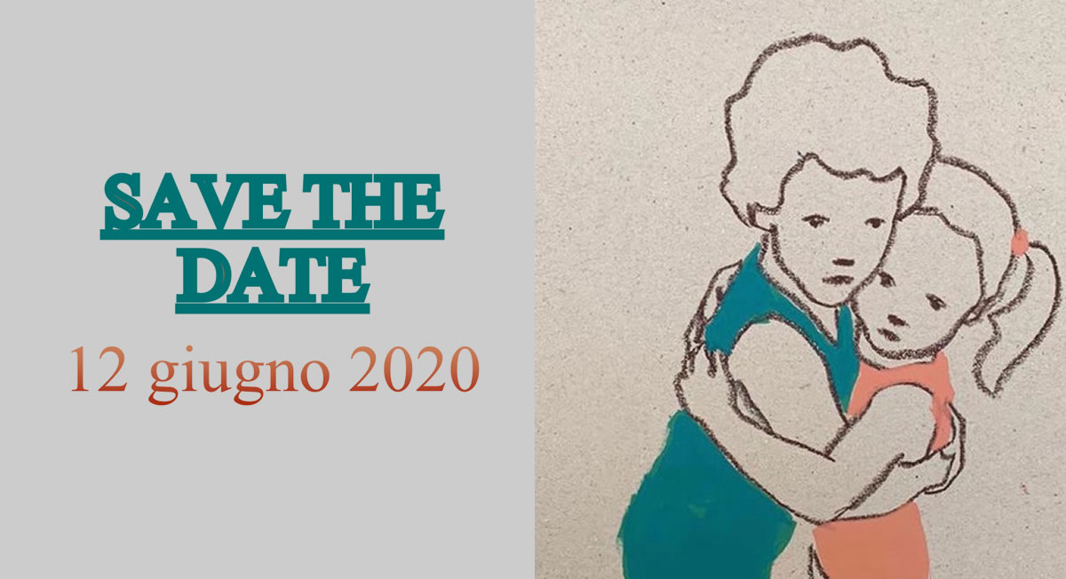 12 Giugno 2020: SAVE THE DATE